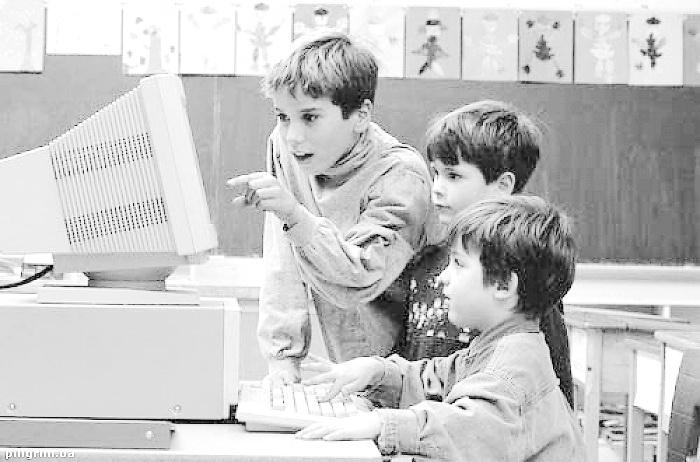 дети в соцсетях