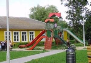 детский сад ольшаны