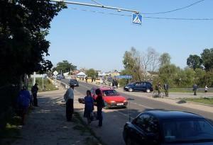 село ольшаны