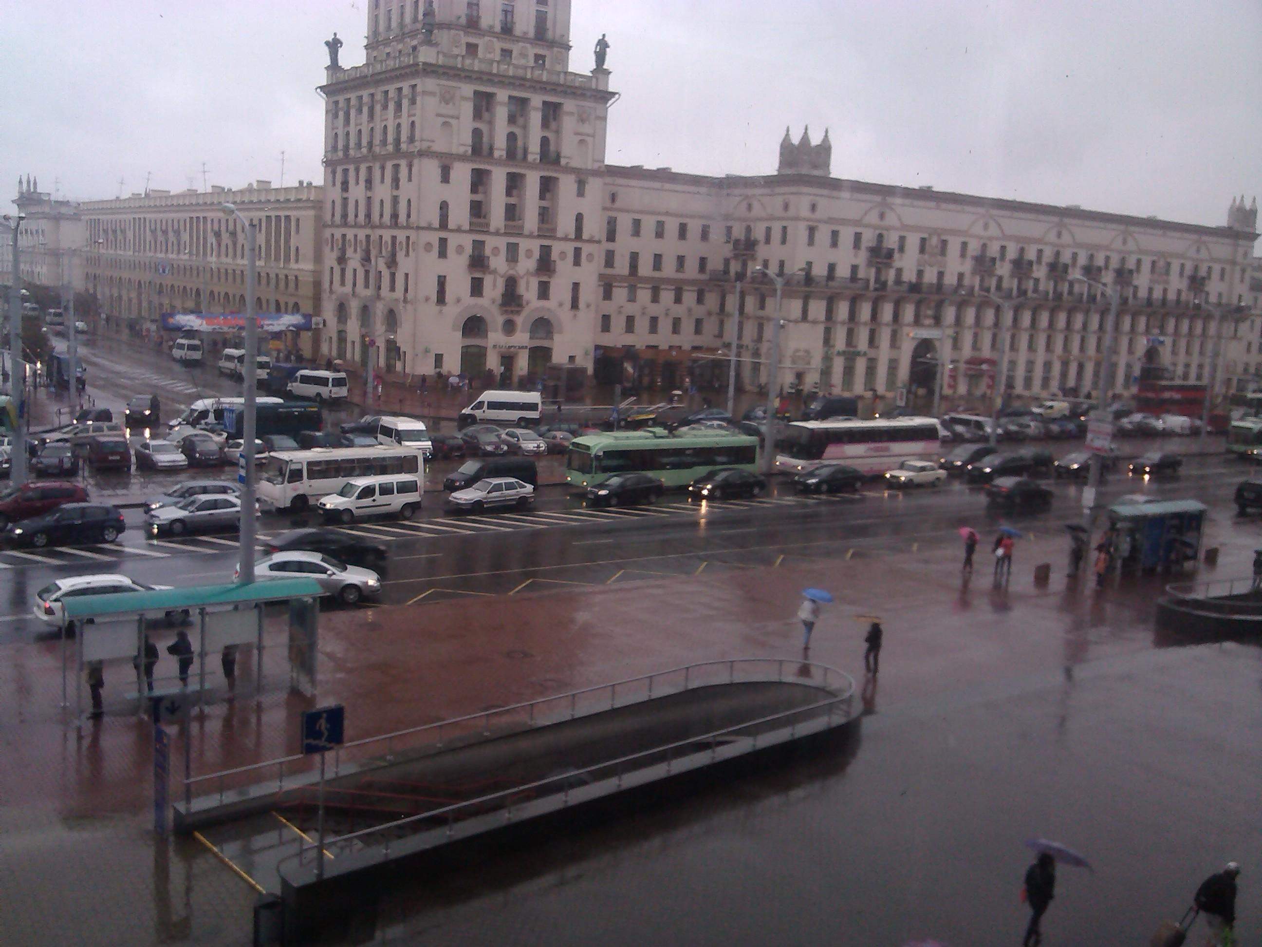 автостопом вокзал