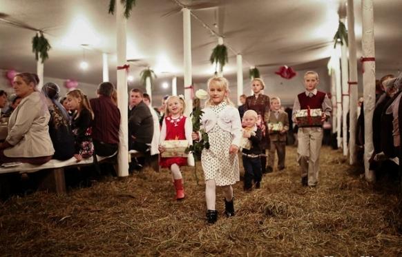 Праздники делают дети